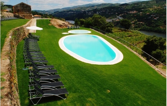 Há já vários hotéis no Douro com facilidades para agradar aos mais novos!