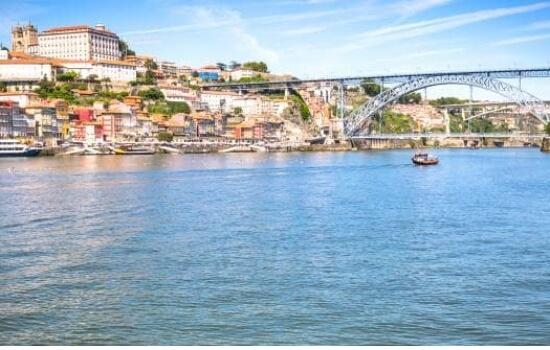 As margens do Porto darão o início perfeito à sua viagem
