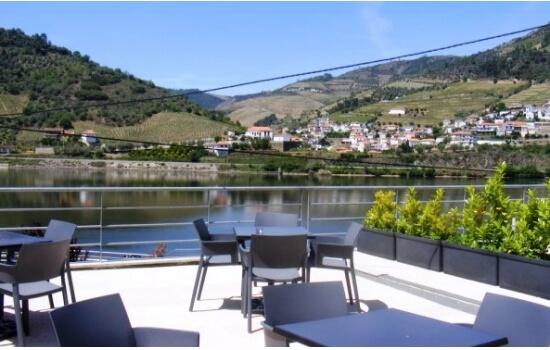 Em Folgosa, encontrará locais encantadores para relaxar