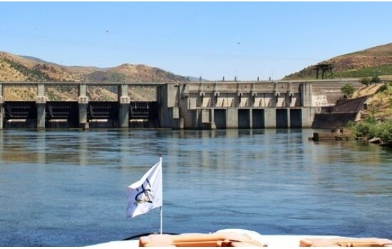 O Pocinho é mais conhecido pela sua barragem