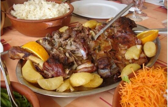 Na gastronomia duriense, a carne é usualmente a estrela do prato