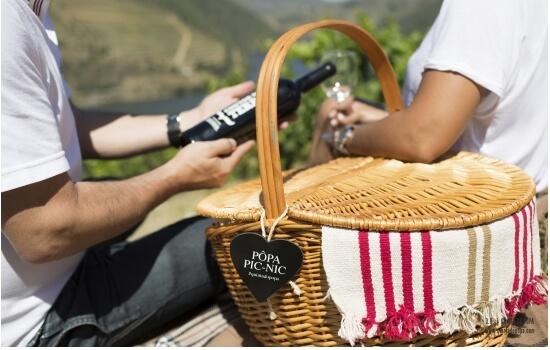 E se preferir algo mais simples, a Quinta oferece ainda um serviço de piquenique - em plenas vinhas do Douro!