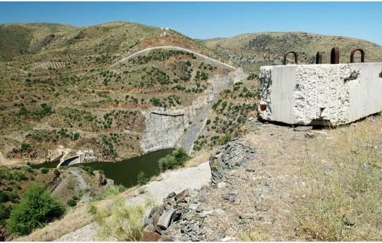 A barragem do coa tornou possível a descoberta das gravuras pré-históricas