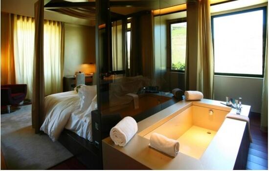 O Hotel Six Senses Douro Valley oferece uma das melhores instalações para desfrutar de momentos românticos