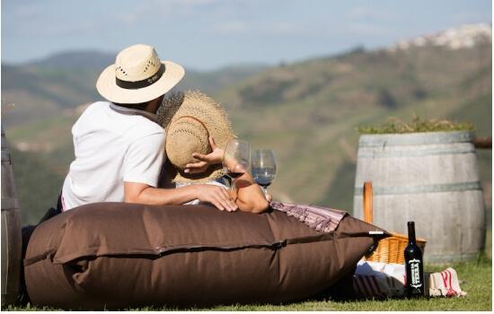 E para um momento especial a dois: porque não um piquenique em plenas vinhas durienses?