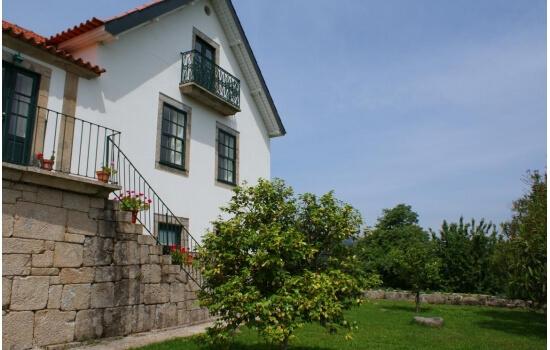 E mesmo sem as paisagens, a casa da Quinta é fantástica para algumas fotos!