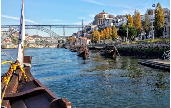 O Cruzeiro das 6 Pontes permite fotografias incríveis, entre a Invicta e Vila Nova de Gaia
