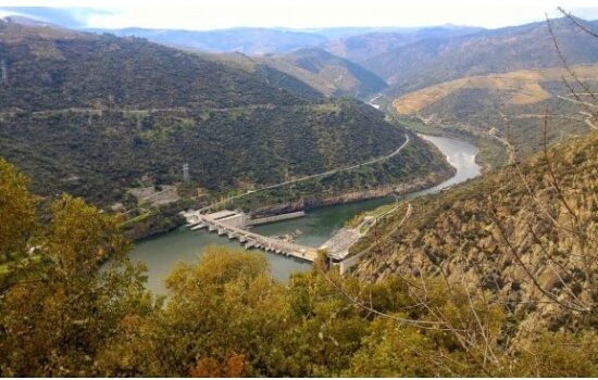 E a paisagem da Barragem da Valeira - vai fazer parte do seu TOP 5!