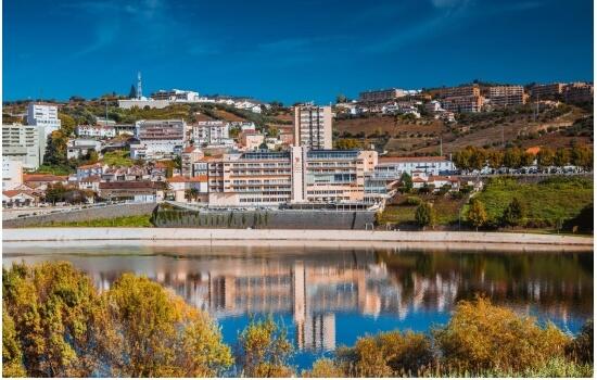 A Régua é uma das cidades mais conhecidas do Douro
