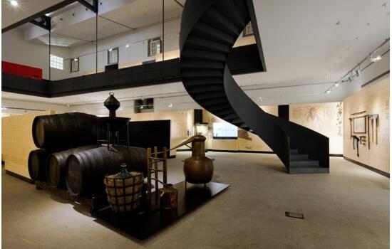 No museu do douro é possível aprender mais sobre toda a Região, bem como os seus vinhos