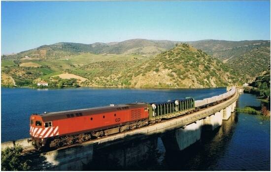 O Pocinho é conhecido por ser a estação final da Linha do Douro