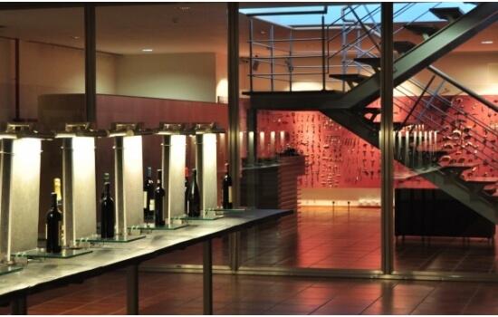 No Museu do Vinho é possível aprender mais sobre o Vinho produzido na região do Douro