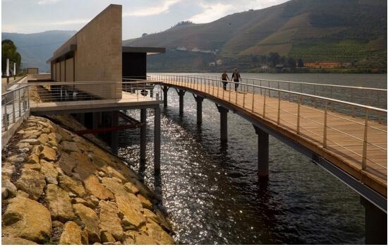 É no cais da folgosa que muitos dos nossos programas privados no Douro têm início
