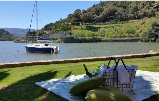 O Douro é um dos melhores locais para aproveitar um Fim de Semana relaxante