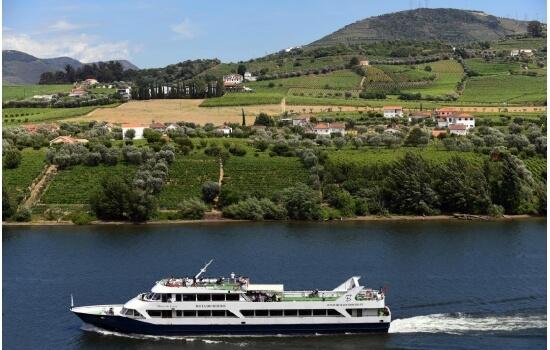 O Cruzeiro Porto-Pinhão é um dos cruzeiros de 1 dia mais belos do Douro