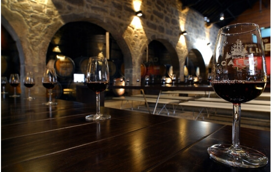 A Calém é uma das produtoras de Vinho do Porto mais conhecida