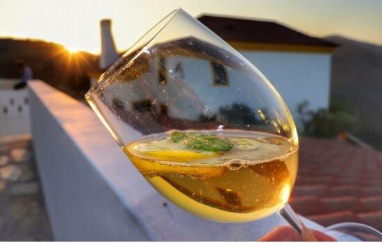 Embora pouco conhecido, o Vinho do Porto branco é outra das delícias produzidas pela casa Borges