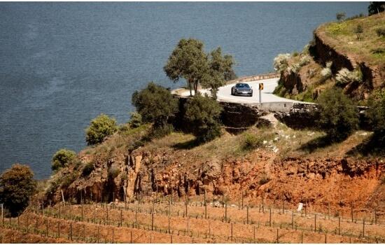 Uma viagem pela N222 permite acompanhar as paisagens mais românticas do Douro