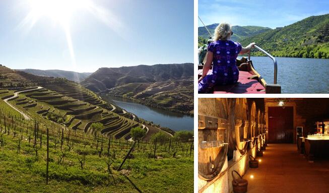 Programa Experiências no Douro