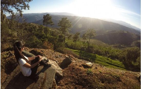 Os miradouros do douro são um local maravilhoso