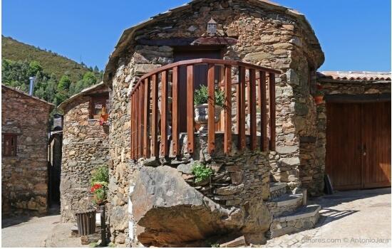 Apesar de pequena, São Xisto é uma aldeia pitoresca e merece a sua visita