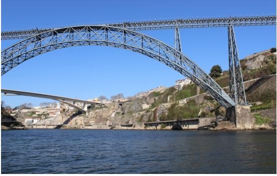 São estas as primeiras paisagens do cruzeiro Douro Encantado