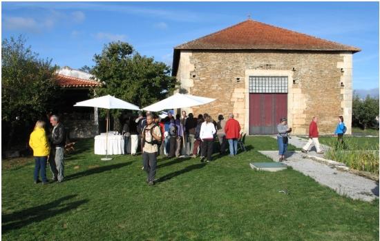 E estas mini-férias não ficariam completas sem uma visita a uma das quintas mais famosas da região