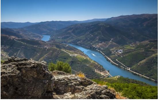 O Miradouro de São Leonardo da Galafura tem das melhores localizações para se fazer um piquenique no Douro