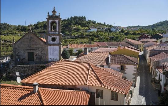 Esta aldeia vinhateira é já conhecida entre vários turistas