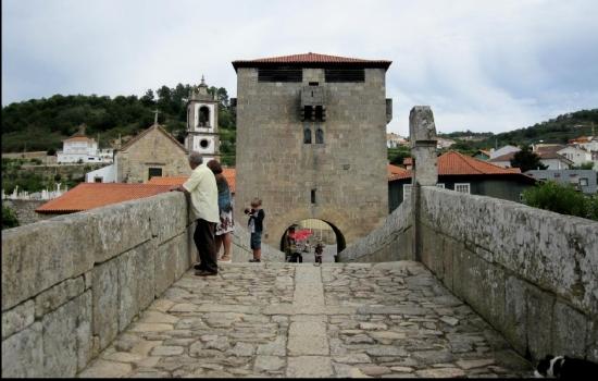 a Torre de Ucanha tinha como principal função a defesa da aldeia