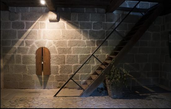 A Abadia Velha é um local de visita obrigatória em Ucanha