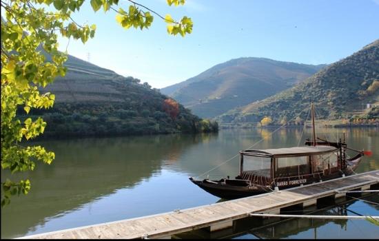 Pode ser Inverno, mas os cruzeiros mais pequenos ainda nos permitem viver o Douro pelo seu rio