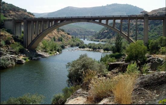 O Rio Tua é um importante afluente do Rio Douro