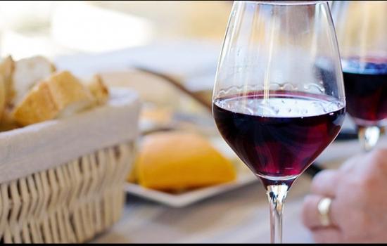 E claro, em região do Douro, não pode faltar um bom vinho a acompanhar!