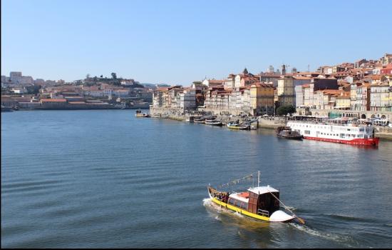O cruzeiro das 6 pontes é um dos mais famosos do Rio Douro