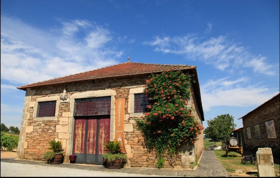 A Quinta da Avessada é um lugar mágico no Douro