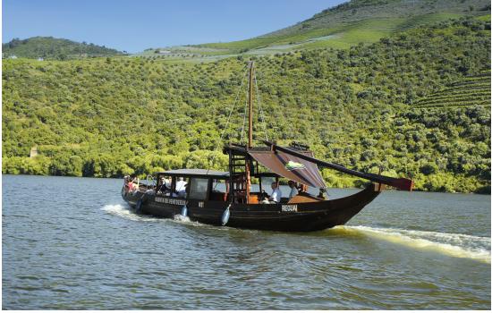 E um cruzeiro pelas águas do Rio Tua será inesquecível