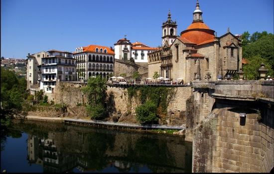 Amarante é uma cidade pouco conhecida mas repleta de beleza