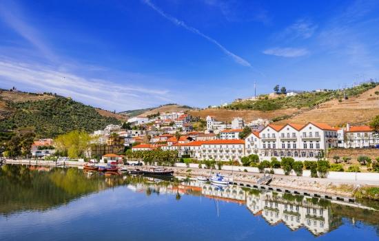O Pinhão, uma região de grande beleza natural