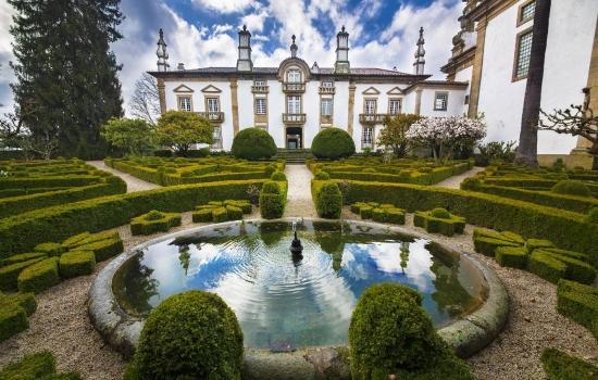 O Palácio de Mateus