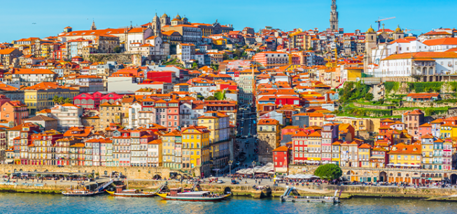 Porto City Break - Programa de 2 Dias