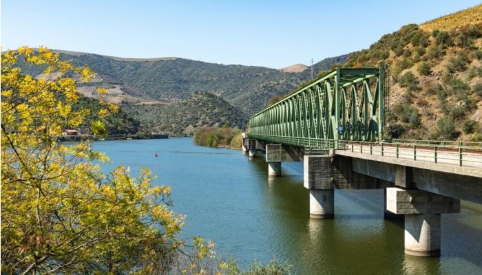 Pont da Ferradosa: le pont le plus bas de tout le cours du Douro.