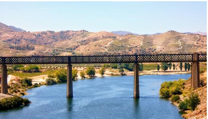 Pont Métallique de Pocinho: Actuellement, il se trouve désactivé.
