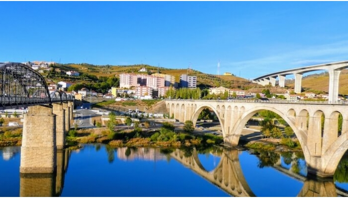 Les Ponts de Régua.