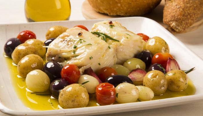Bacalao, uno de los platos de elección en el Duero.