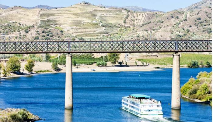 Atualmente, a ponte metálica do Pocinho encontra-se desativada.