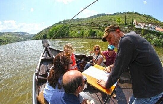 Um cruzeiro que oferece uma experiência bem tradicional e genuína