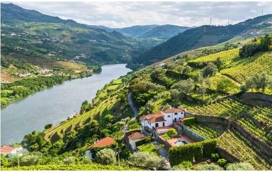 O Vale do Douro é um dos locais mais belos em Portugal