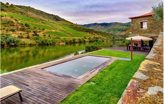 Aproveite os melhores lugares do Douro para relaxar e namorar