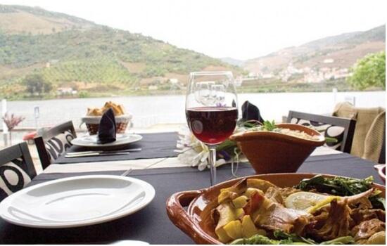 A gastronomia do Douro é de prova obrigatória para todos os que o visitam